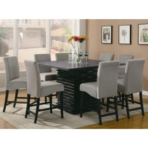 Stanton 9 Piece Table and Chair Set
