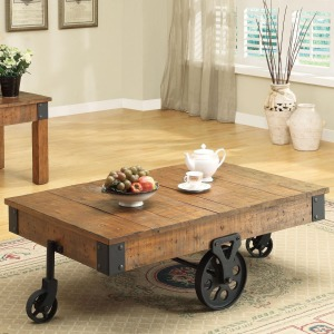 Country Wagon Coffee Table