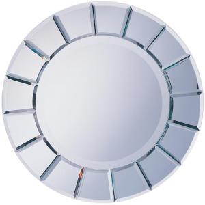 Accent Mirrors Round Sun-Shape Mirror