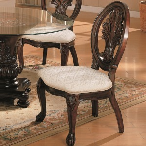 Tabitha Traditional Dining Side Chair