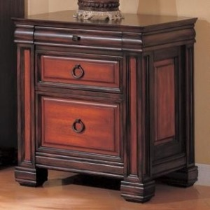 Chomedey Traditional File Cabinet