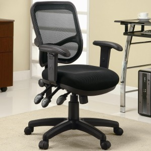 Office Chairs Contemporary Mesh Office Task Chair