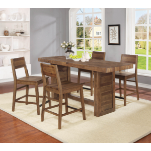Open Back Counter Stools