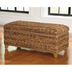 Laughton Woven Banana Leaf Trunk