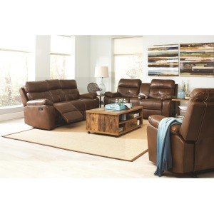 Damiano Reclining Living Room Group
