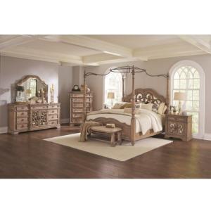 Ilana Upholstered Bench with Bottom Shelf