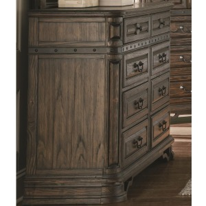 Carlsbad Dresser with 8 Drawers