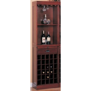Lambert Traditional Wine Wall Bar Unit