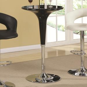 Bar Units and Bar Tables Modern Adjustable Bar Table