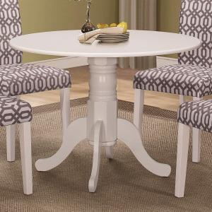 Allston Round Pedestal Table