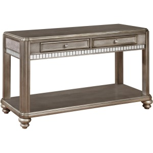 70461 Sofa Table with 2 Drawers