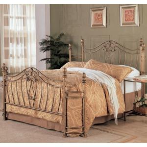 Sydney Queen Iron Bed