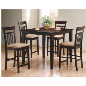 Moreland 5 Piece Counter Height Dining Set