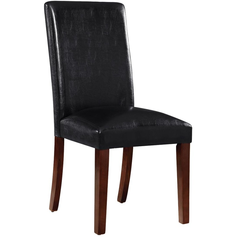 Otero Transitional Black Dining Chair