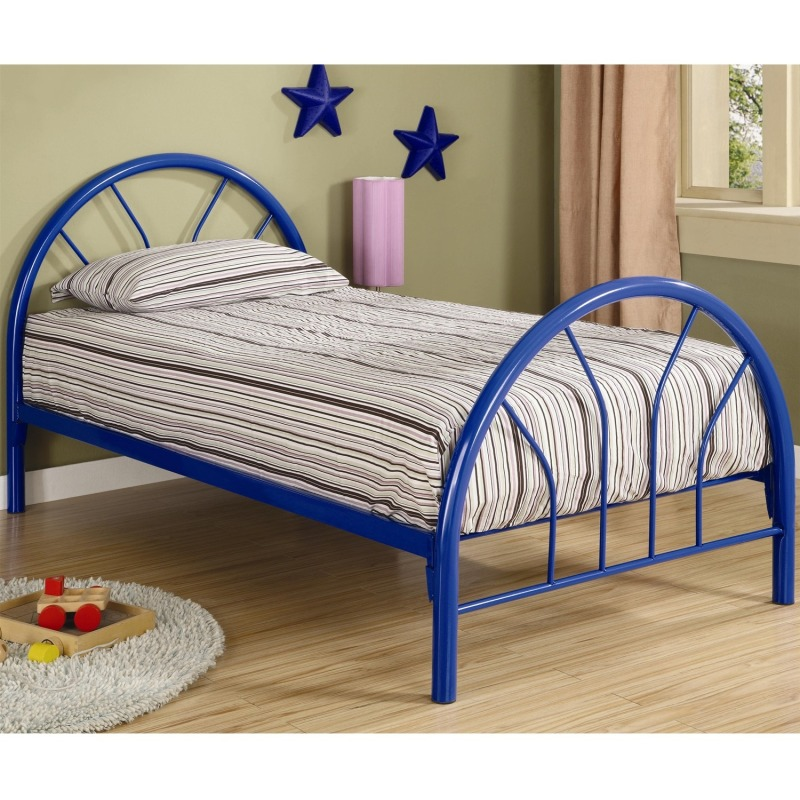Fordham Twin Metal Bed