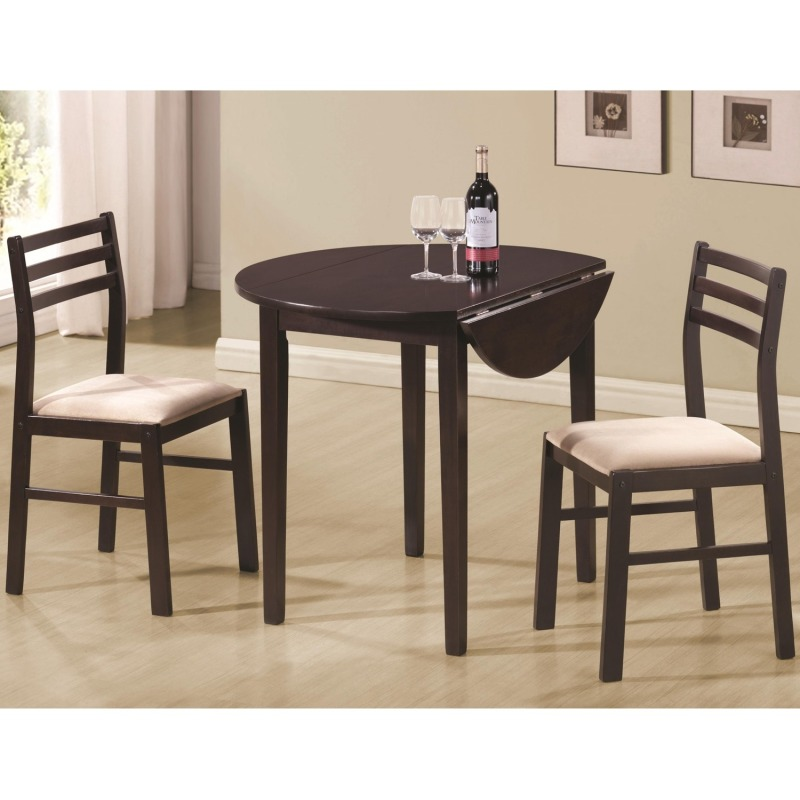 Dinettes Casual 3 Piece Table & Chair Set