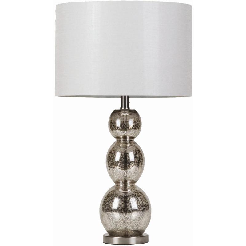 Table Lamps Metallic Finish Table Lamp