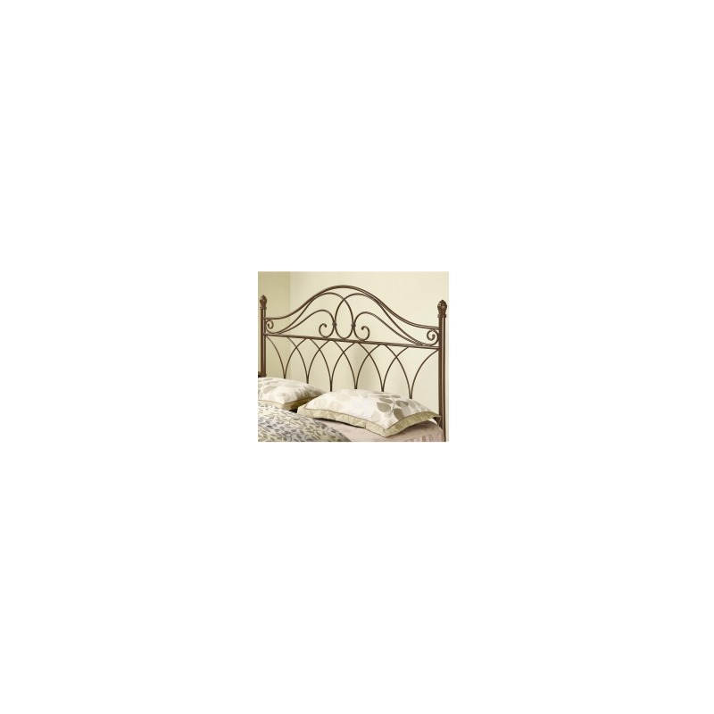 33b033f36995bb Iron Beds and Headboards Full/Queen Brown Metal Headboard by Coaster ...