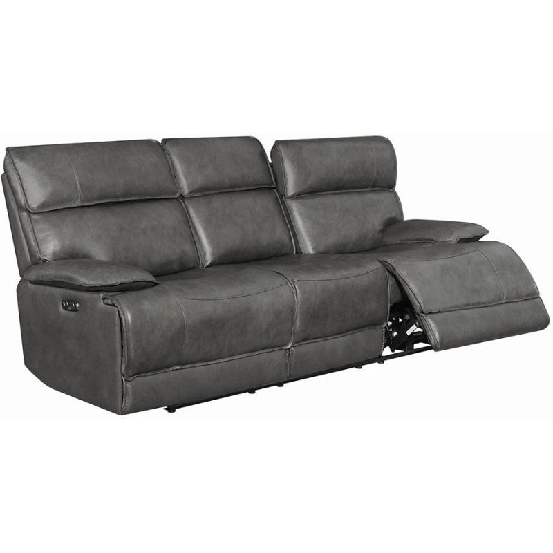 Standford Casual Charcoal Power^2 Sofa