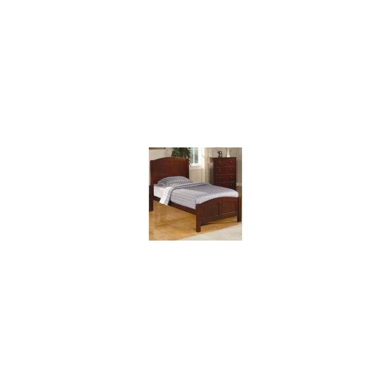 Parker Casual Twin Panel Bed