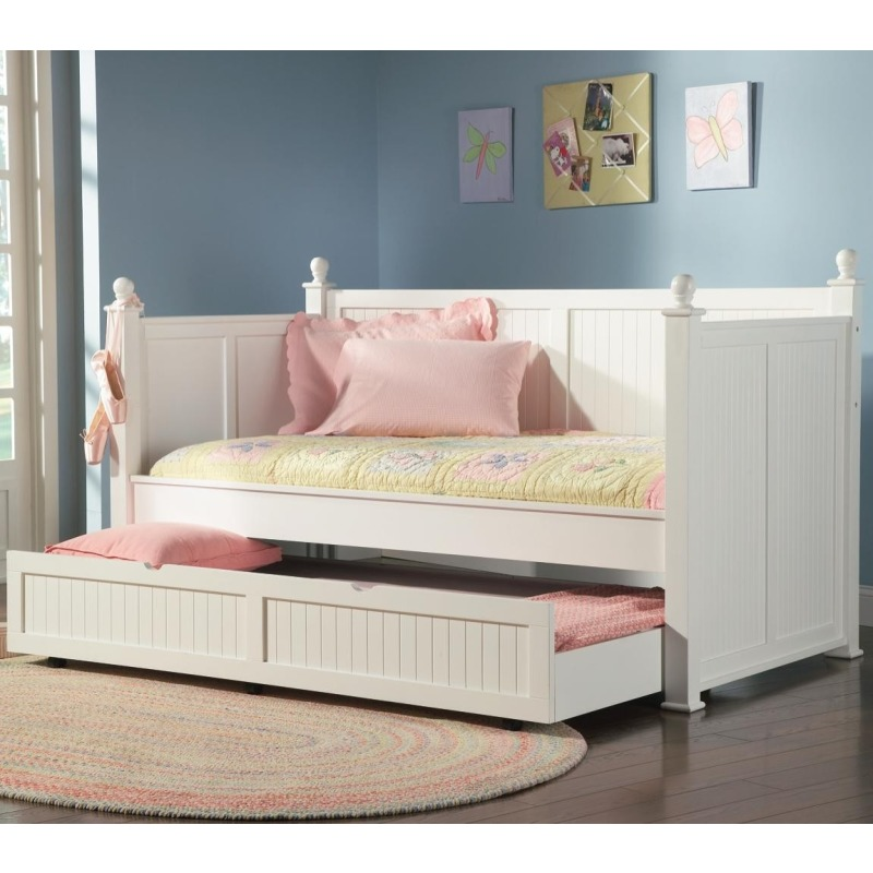 Daybeds By Coaster Clic Twin Daybed With Trundle 300026