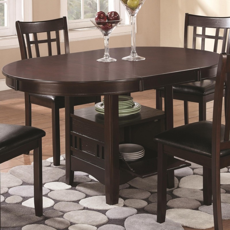 Lavon Dining Table with Storage