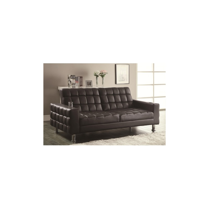Sofa Beds Adjustable Sofa Bed with Cup Holders