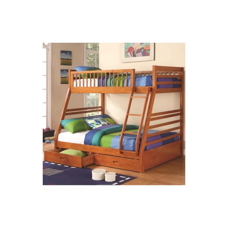 Ogletown Twin Over Full Bunk Bed
