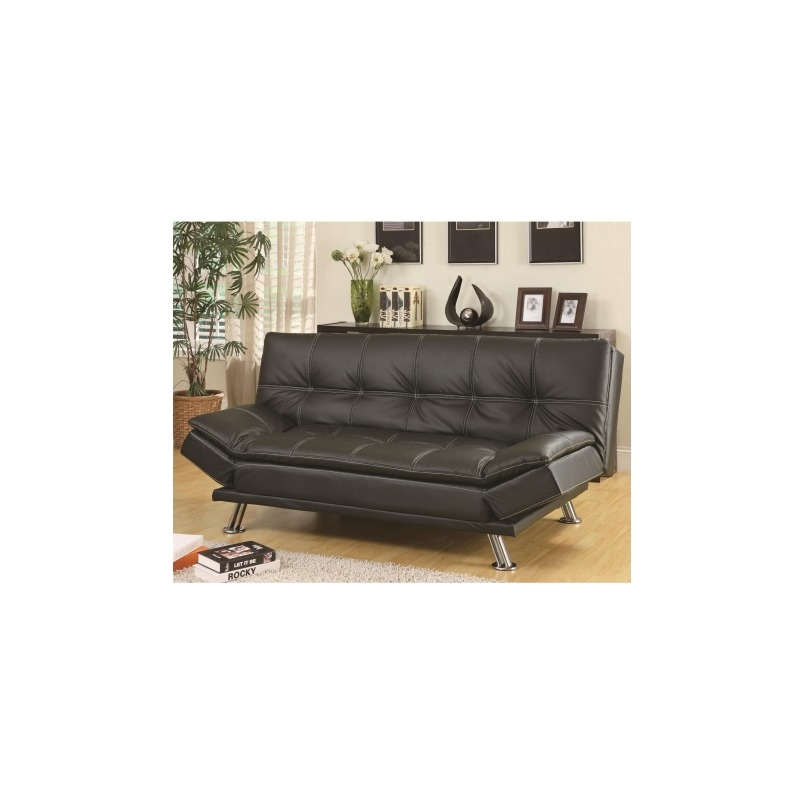Sofa Beds Contemporary Styled Futon Sleeper Sofa Bed