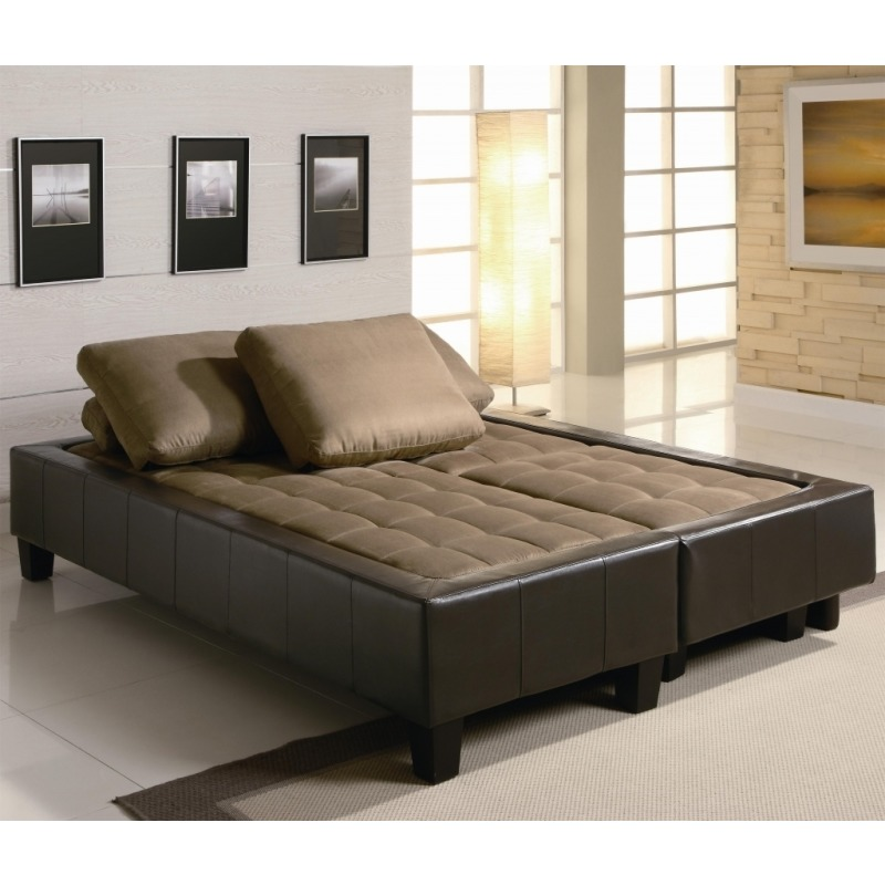 Fulton Contemporary Sofa Bed