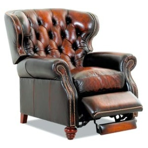 Marquis Chair High Leg Recliner