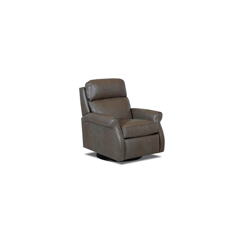 Living Room Leslie II High Leg Reclining Chair by Comfort
