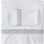 Jewels  King Sheet Set, Cases and Shams