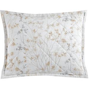Almond Blossom King Sham - Ivory