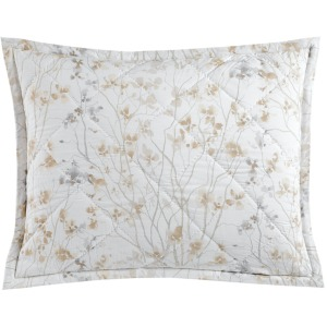 Almond Blossom Standard Sham - Ivory
