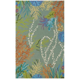 Under The Sea Lake Rug - 2' x '3