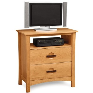 Berkeley 2 Drawer + TV Organizer