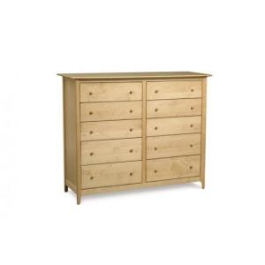 Sarah 10 Drawer Dresser