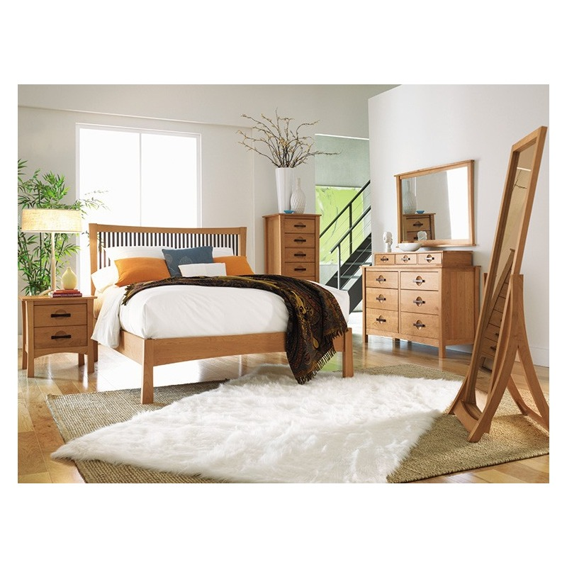 Berkeley Queen Bedroom Set By Copeland Furniture Oskar Huber