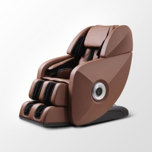 7718 Massage Chair - Brown