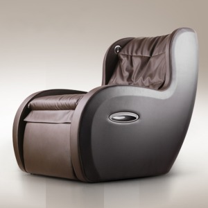 7700 Massage Chair - Black/Mocha