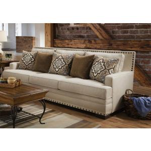 Sofa - Anna White Linen