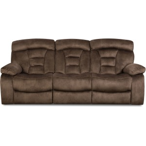 Arrowhead Bark Reclining Sofa