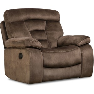 Arrowhead Bark Rocker Recliner
