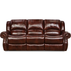 Reclining Power Headrest Sofa