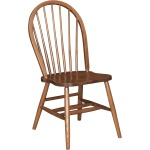 Bow Back Side Chair