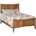 Simplicity Twin Bed
