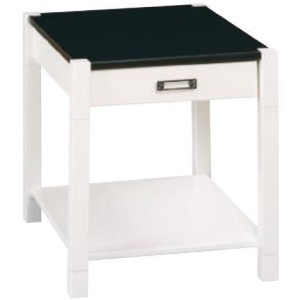 Large End Table with Drawer