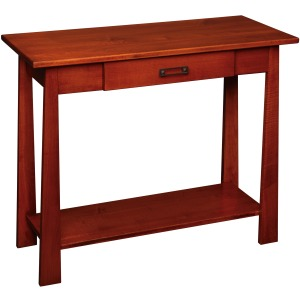 Craftsmen Console Table w/ Drawer