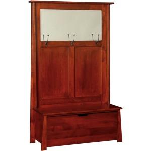Craftsmans Hall Seat w/ Mirror